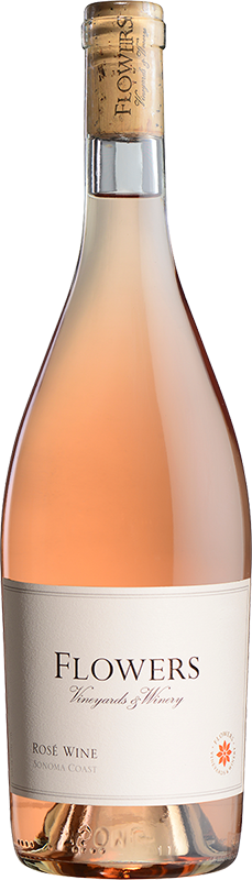 Flowers Rose Sonoma Coast 2018 1.5L