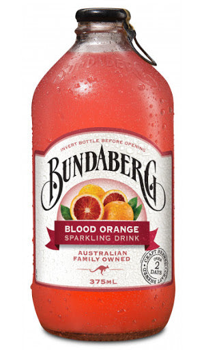Bundaberg Blood Orange Sparkling 375ml
