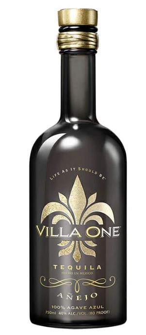 Villa One Tequila Anejo 750ml