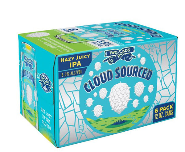 Two Roads Cloud Sourced 6pk Cans