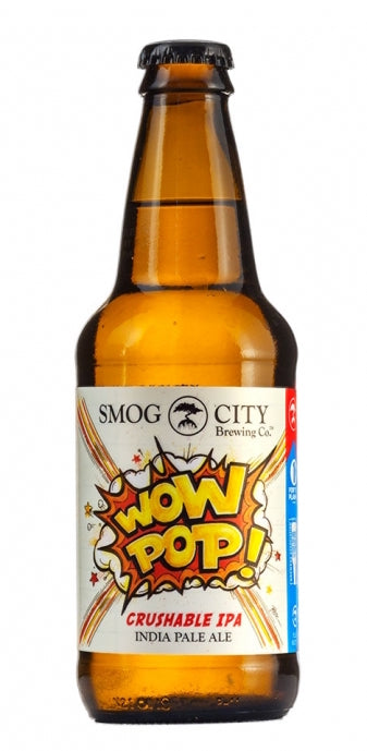 Smog City Wow Pop! IPA 6pk Btl