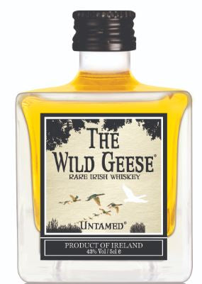 Wild Geese Rare Irish Whiskey 50ml