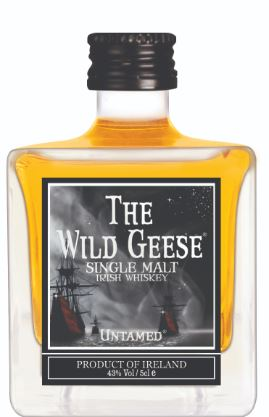 Wild Geese Single Malt Irish Whiskey 50ml