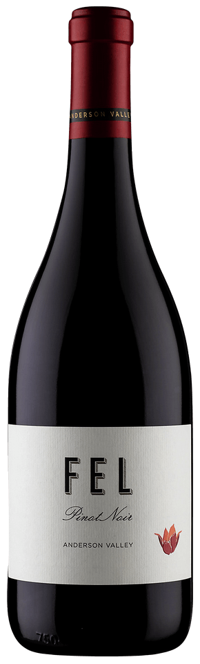 FEL Anderson Valley Pinot Noir 2018 750ml