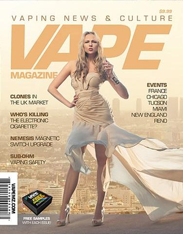 Vape Magazine: Our very own printed publication