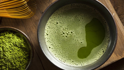 Did you know that vaping green tea can help reverse diabetes?