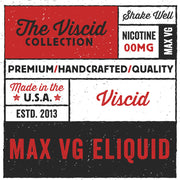 Viscid eLiquid The Viscid Collection | Rasta Vapors