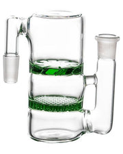 Honeycomb to Turbine Perc Ashcatcher | Rasta Vapors