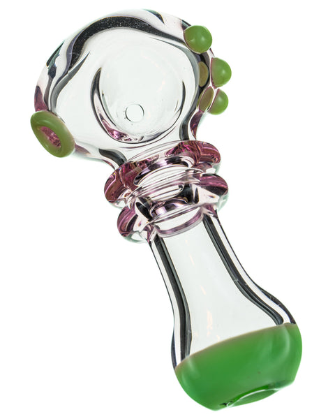 Maria Ring Spoon Pipe | Rasta Vapors
