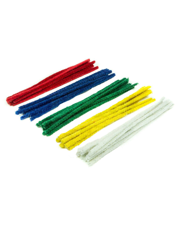 50 Pack of Pipe Cleaners | Rasta Vapors