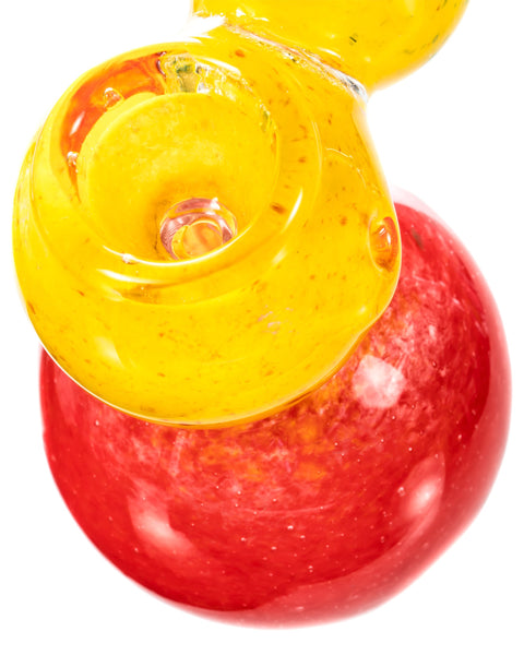 Rasta Colored Bubbler | Rasta Vapors