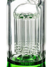 "13"" Eight Arm Tree Perc Beaker 