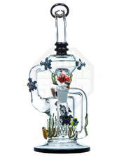 California Current Recycler | Rasta Vapors