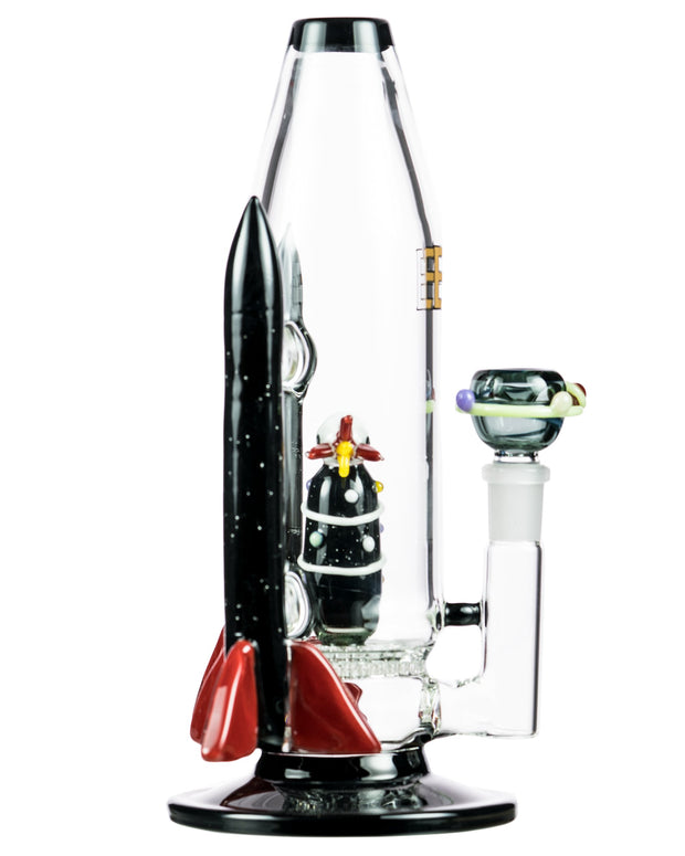 Rocket Ship Bong | Rasta Vapors