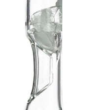 indented ice catcher