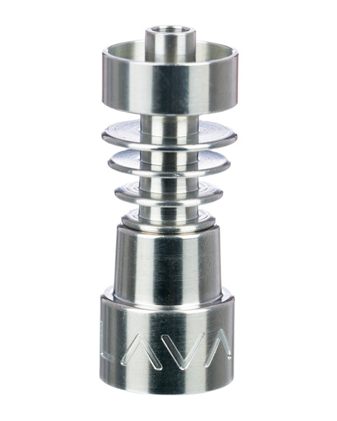 Female Domeless Titanium Nail | Rasta Vapors