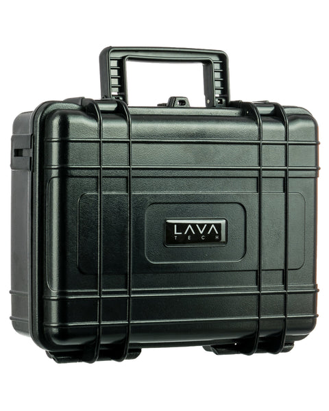 "Black ""High Flyer"" Hard Case E-Nail Kit 