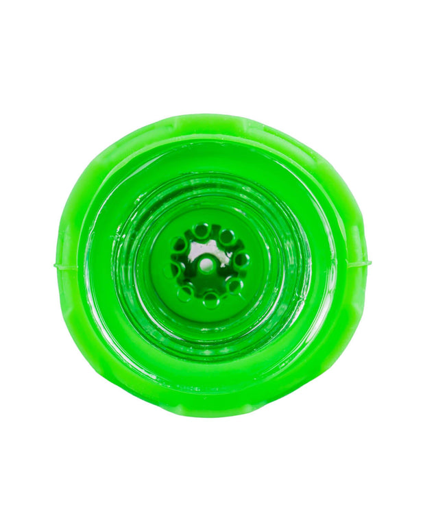 Ooze Armor Silicone Bowl and Mouthpiece Bowl View
