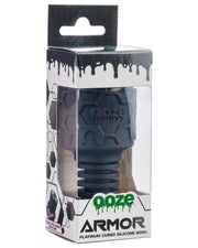 Ooze Armor Silicone Bowl and Mouthpiece Black