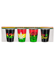 420 Shot Glass Set
