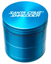 Santa Cruz Shredder - Medium 4 Piece Herb Grinder | Rasta Vapors