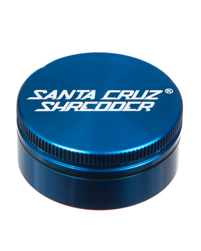 Santa Cruz Shredder - Small 2 Piece Grinder | Rasta Vapors