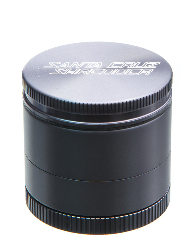 Santa Cruz Shredder - Small 4 Piece Herb Grinder | Rasta Vapors