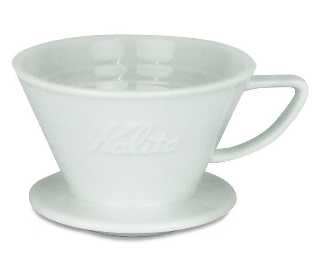 Ceramic dripper, Kalita