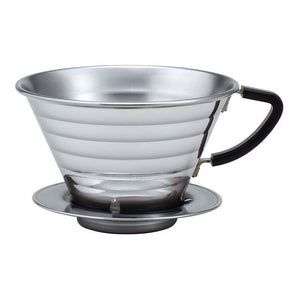 Stainless steel dripper, Kalita