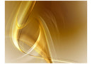 Papier peint - Gold fractal background