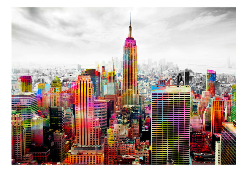 Papier peint - Colors of New York City II