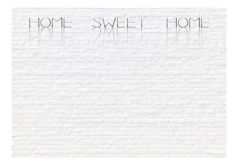 Papier peint - Home, sweet home - wall