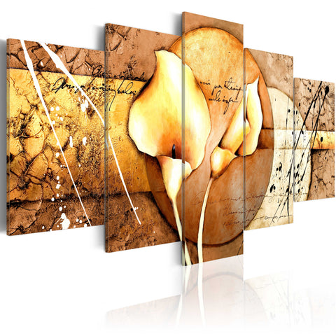 Tableau - The Secret of Calla Lily - Gold