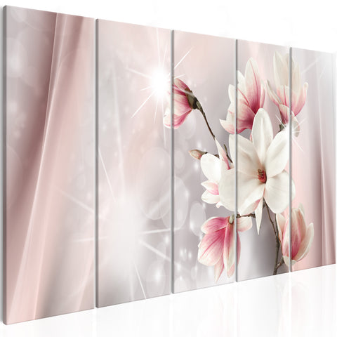 Tableau - Dazzling Magnolias (5 Parts) Narrow