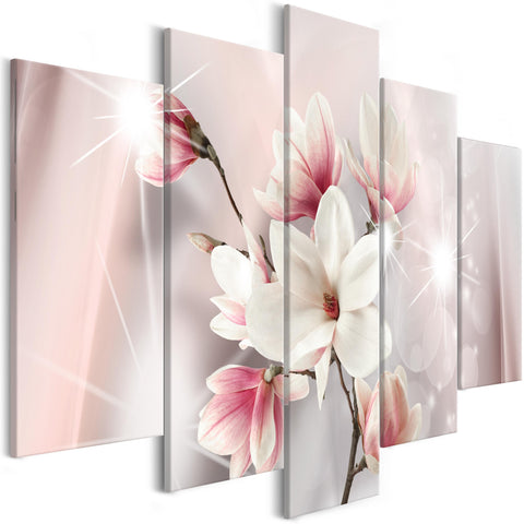Tableau - Dazzling Magnolias (5 Parts) Wide