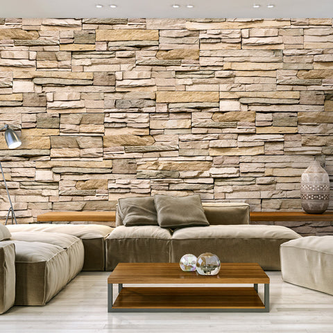 Papier peint - Decorative Stone