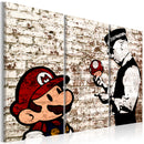 Tableau - Mario Bros: Torn Wall