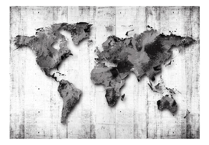 Papier peint -  World in Shades of Gray