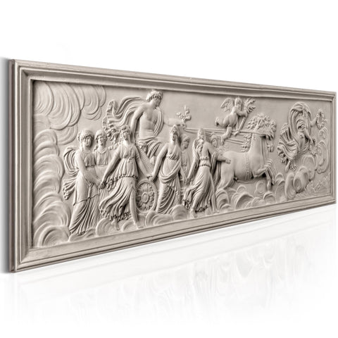 Tableau - Relief: Apollo and Muses