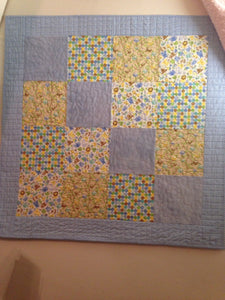 Baby Quilt Kit (Blue) 20180002