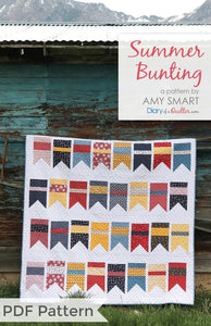 Summer Bunting Quilt Kit