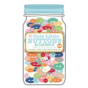 Cute Little Buttons # 2