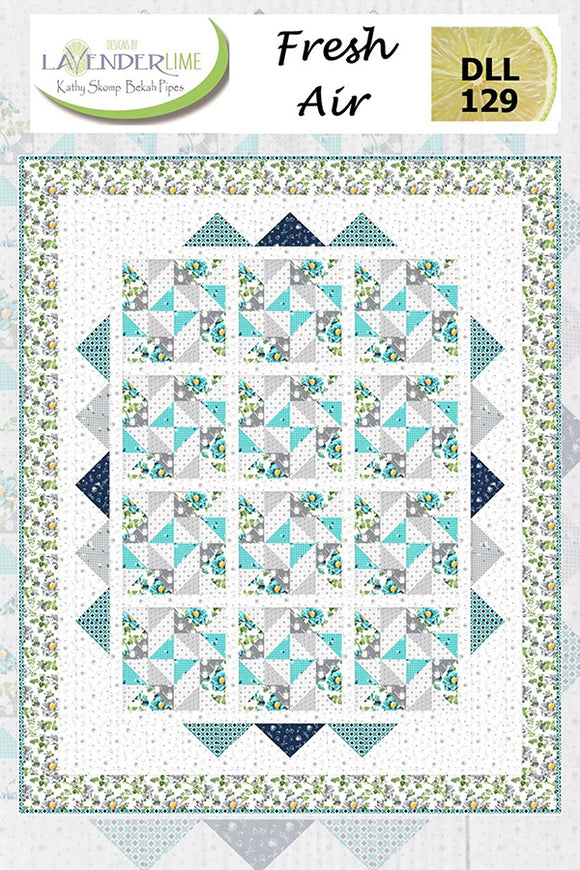 Fresh Air Quilt Kit 202000022