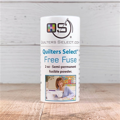Quilters Select Free Fuse