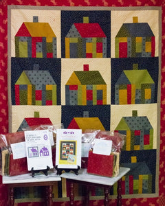 Good Neighbors Quilt Kit 2018009