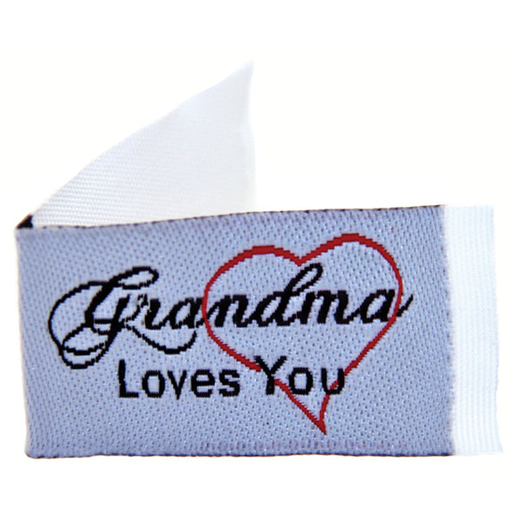 Tag It On - Grandma Loves You