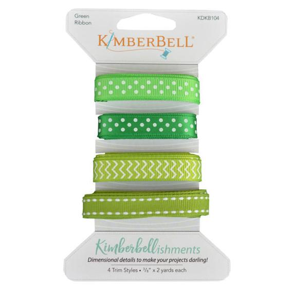 Kimberbell Green Ribbon