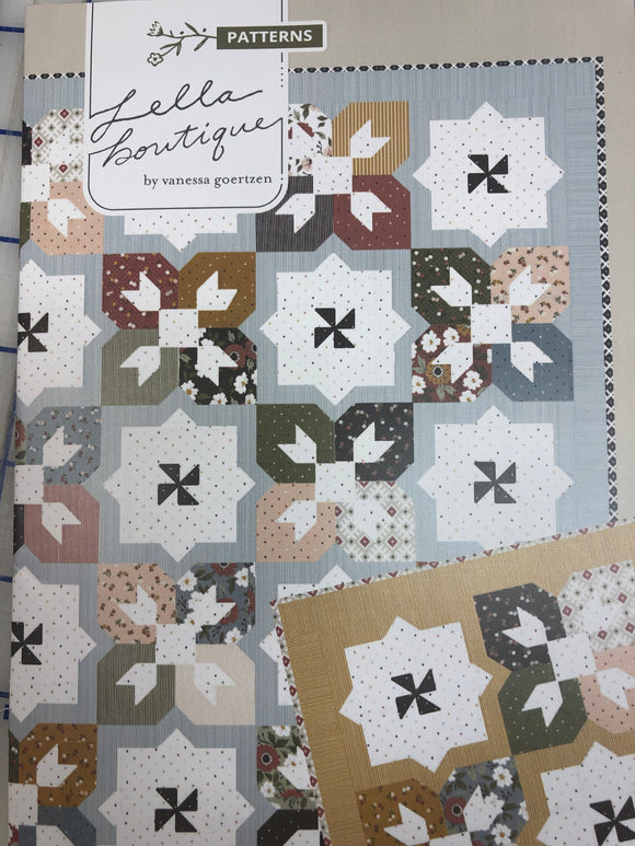 Sun Shower Quilt Kit