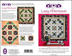Lazy Afternoon Pattern