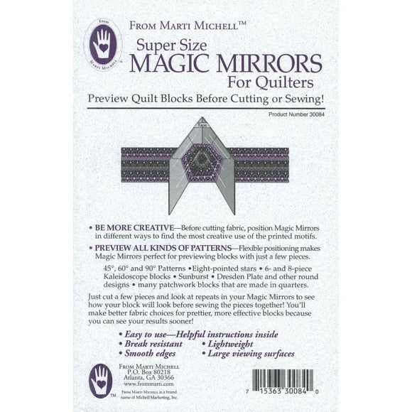Magic Mirrors Super Size